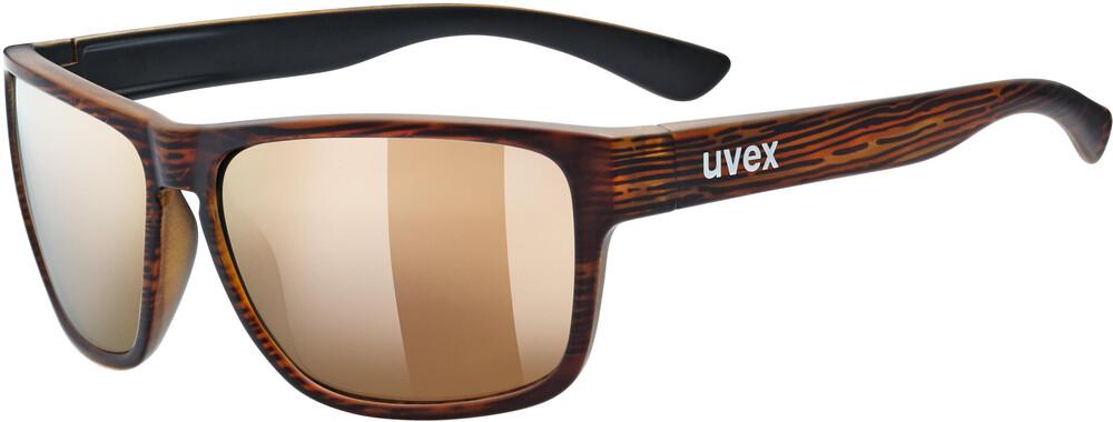 UVEX LGL 36 Colorvision - Lunettes cyclisme - marron 2018 Lunettes de soleil hwNaON6K